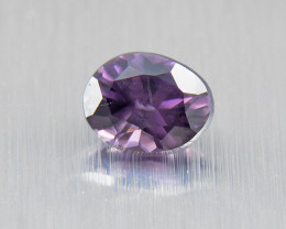 Natural Untreated Purple Spinel 0.76ct (01416)