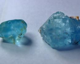 69.35 cts Beautiful, Superb Stunning Pakistani Blue Topaz  Rough Lot