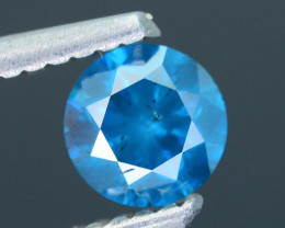 0.57 ct Blue Diamond SKU-15