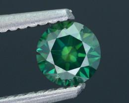 0.52 ct Green Diamond Natural SKU-15