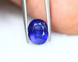 3.23ct Blue Sapphire Oval Cut Lot GW4804