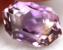 Ametrine 7.34Ct Natural BiColor Designer Master Cutting Ametrine MC01