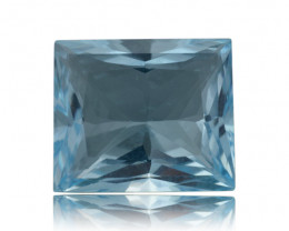 11ct Sky Blue Topaz Natural Gem - $1 NR Auction