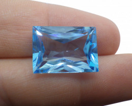 20 ct Genuine Sky Blue Topaz-$1 NR Auction