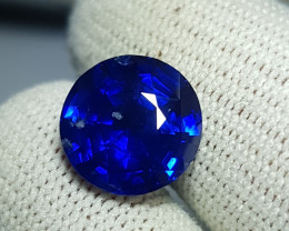 TOP QUALITY 6.23 CTS NATURAL STUNNING ROUND MIX ROYAL BLUE SAPPHIRE SRI LAN