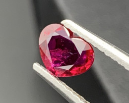 """NR""Certified 1.05cts AAA Grade Unheated/Untreated Top Quality Natural Ruby"