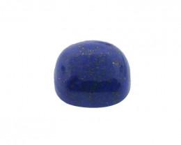 6.94 ct Square Cab Lapis Lazuli Gemstone- $1 NR Auction