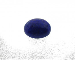 3.35 ct Oval Natural Fine Blue Lapis Lazuli Gemstone