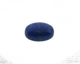 3.56 ct Oval Natural Fine Blue Lapis Lazuli Gemstone
