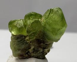 Peridot Crystal 10.65 carats