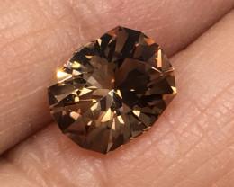2.02  Carat VVS Oregon Sunstone Master Cut Stunning Quality!
