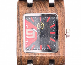 Female Treasures Eco Friendly Bamboo watch WO 64
