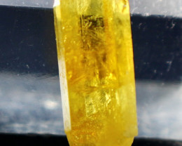 12 CT Natural  Beautiful  Yellow Heliodor Crystal