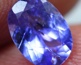 1.10cts Top Notch Blue Tanzanite Gemstone
