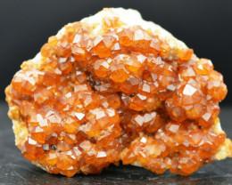 Grenat Spessartite - 57 gr - Wushan Spessartine Mine, Tongbei, Yunxiao, Chi