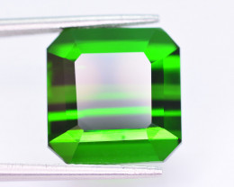 Amazing Green Color 17.10 Ct Natural Tourmaline