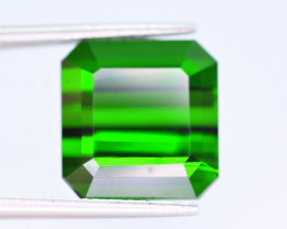 Amazing Green Color 14.25 Ct Natural Tourmaline