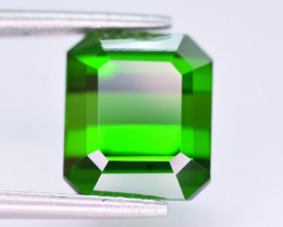 Amazing Green Color  6 Ct Natural Tourmaline