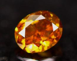NR$15 Diamond 0.26Ct Natural Fancy Color Diamond 12CF29