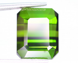 Amazing Green Color 10 Ct Natural Tourmaline