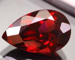Rhodolite 4.93Ct Natural VVS Cherry Red Rhodolite Garnet E1510