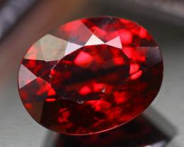 Rhodolite 4.80Ct Natural VVS Cherry Red Rhodolite Garnet E1512