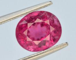 2.10 ct Natural Pink Tourmaline ~ A