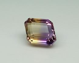 3.49Crt Bolivian Ametrine Natural Gemstones JI59
