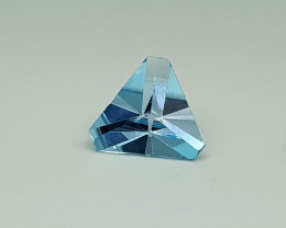 1.79Crt Fancy Topaz Natural Gemstones JI59