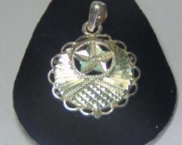999 silver designs~ pendent ~ 15.65cts