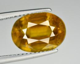 4.90 Ct Natural Titanite Sphene Gemstone