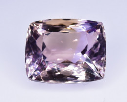 10.96 Crt  Ametrine Faceted Gemstone (Rk-60)