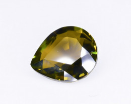 2.09 Crt  Tourmaline Faceted Gemstone (Rk-60)