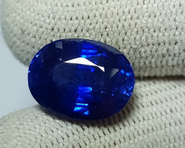 GOOD QUALITY 8.23 CTS NATURAL STUNNING ROYAL BLUE SAPPHIRE SRI LANKA