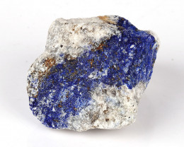 AAA,Natural Lapis Lazuli Raw Material, Gemstone Rough, 51x49x39mm H9367