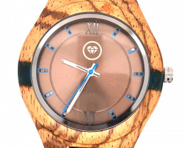 Treasures Eco Friendly Bamboo watch WO 151