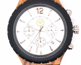 Treasures Eco Friendly Bamboo watch WO 160