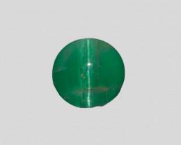 Cat's Eye Emerald, 4.53ct - Mined in Zambia | Certified by IGI