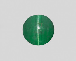 Cat's Eye Emerald, 4.55ct - Mined in Zambia | Certified by IGI