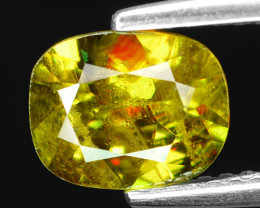 Mind Blowing Fire 1.22 Cts Chrome Sphene ~ SF85