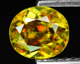 Mind Blowing Fire Chrome Sphene ~ SF90