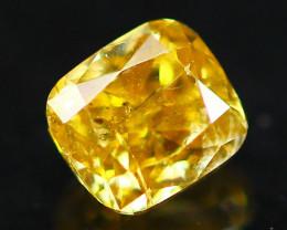 NR$15 Diamond 0.30Ct Natural Fancy Color Diamond 13CF44