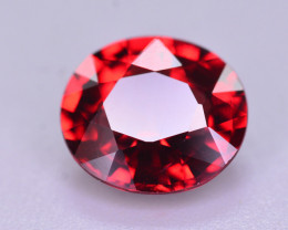 Reddish Orange Color 2.10 Ct Natural Spessartite Garnet.