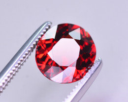 Reddish Orange Color 2.20 Ct Natural Spessartite Garnet.