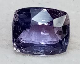 2.85 carats Sri Lankan Violet Sapphire PC1