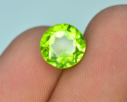 3.10 Ct Natural Green Peridot