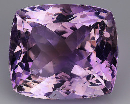 16.83 Cts Bolivian Ametrine Stunning Luster & Cut Gemstone  AR13