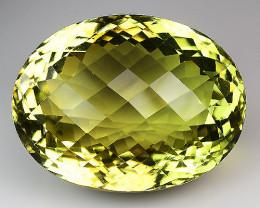 59.41 Cts Lemon Quartz Brilliant Color and Luster ~ LQ1