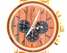 Treasures Eco Friendly Bamboo watch WO 169