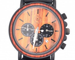 Treasures Eco Friendly Bamboo watch WO 178
